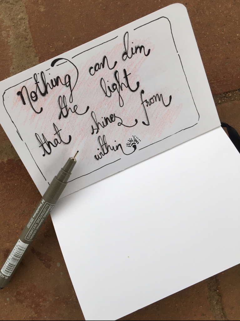 Quote 2- dim the light